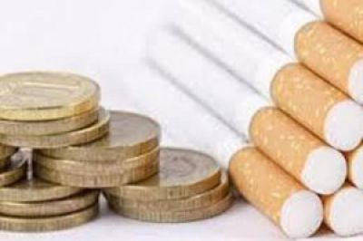 ۱۵۰۰ میلیارد تومان درآمد مالیات بر سیگار در سال 98